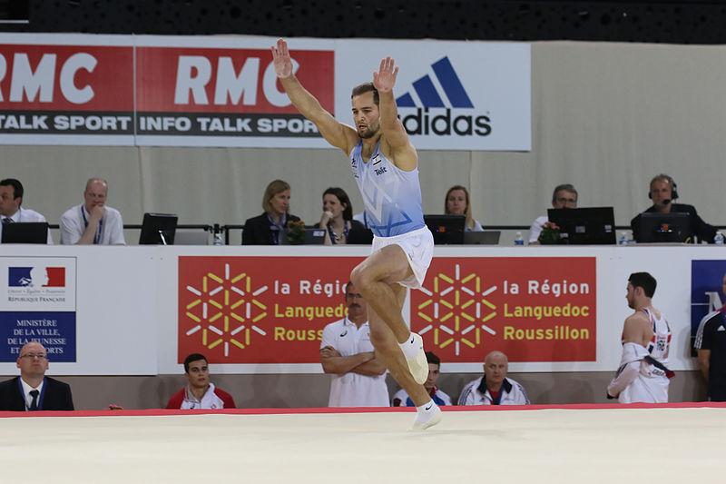 File:2015 European Artistic Gymnastics Championships - Floor - Alexander Shatilov 05.jpg
