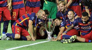 Treble (association football) three cup wins in a season in association football