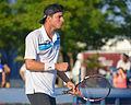 2015 US Open Tennis - Qualies - Jose Hernandez-Fernandez (DOM) def. Jonathan Eysseric (FRA) (20974633571).jpg