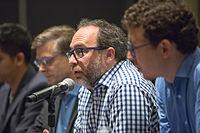 2015 Wikimania press conference-6.jpg