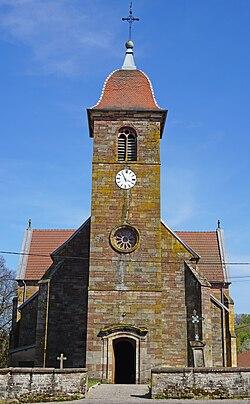 2016-04 - Église Saint-Martin de Lomont - 01.jpg