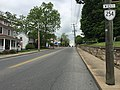 2016-05-19 11 15 14 View west along West Beverley Street (Virginia State Route 254) at Trenary Street in Staunton, Virginia.jpg