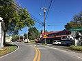 2016-09-27 10 13 26 View north along West Virginia State Route 230 (Shepherdstown Pike) at Mill Street in Shepherdstown, Jefferson County, West Virginia.jpg