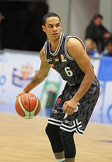 Anthony Canty German basketball player