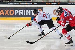 Vilmos Galló Hungarian ice hockey player