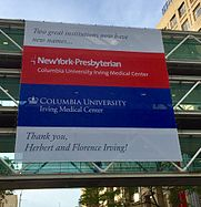 Columbia University Medical Center - Wikipedia