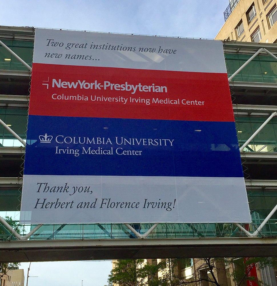 Columbia University Medical Center - Howling Pixel