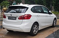 Bmw 2 Series Active Tourer Wikipedia
