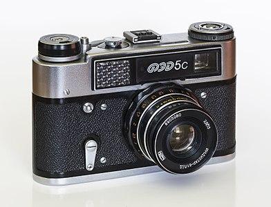 FED 5C camera