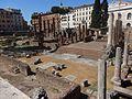 2016 Rome - Sacred area in Largo di Torre Argentina 04.jpg