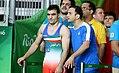2016 Summer Olympics, Men's Freestyle Wrestling 65 kg 4.jpg