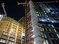 2016 Woolwich by evening, Waterfront construction site - 5.jpg