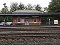 2017-09-06 11 01 48 View of the West Trenton Train Station from the opposite side of the tracks in Ewing Township, Mercer County, New Jersey.jpg