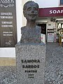 2017-11-07 Bust of the artist Samora Barros, Albufeira.JPG