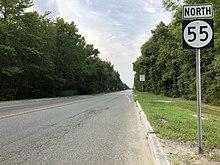 New Jersey Route 55 - Wikipedia