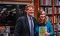 2018.03.20 Sarah McBride and Rep Joe Kennedy, Politics and Prose, Washington, DC USA 4126 (39136958250).jpg