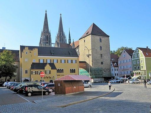 2018 Römerturm am Kornmarkt