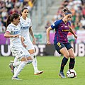 2019-05-18 Fußball, Frauen, UEFA Women's Champions League, Olympique Lyonnais - FC Barcelona StP 1208 LR10 by Stepro.jpg