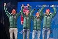 20190302 FIS NWSC Seefeld Medal Ceremony NC Team Germany 850 6627.jpg