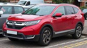 Honda Cr V Wikipedia