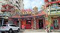 2019 La façade de Huwei Dexing Temple.jpg