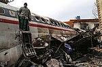 2019 Saha Airlines Boeing 707 crash 07.jpg