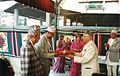 2056 sal ko Madan Puraskar prapta gardai Dinesh Adhikari-13 Ashoj 2057.jpg