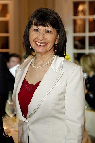 Gloria Feldt - Image: 21 Leader 2007 Gloria Feldt