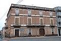224 Cal Joan Mas (Sant Jaume dels Domenys), façana c. Prat de la Riba.JPG