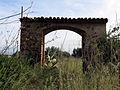 236 Restes abandonades de la masia de l'Horta (Gavà).JPG