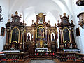 270713 Interior of Church of the Annunciation in Kazimierz Dolny - 01.jpg