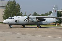 28 BLUE Antonov AN.26 Russian Airforce (7387564520).jpg