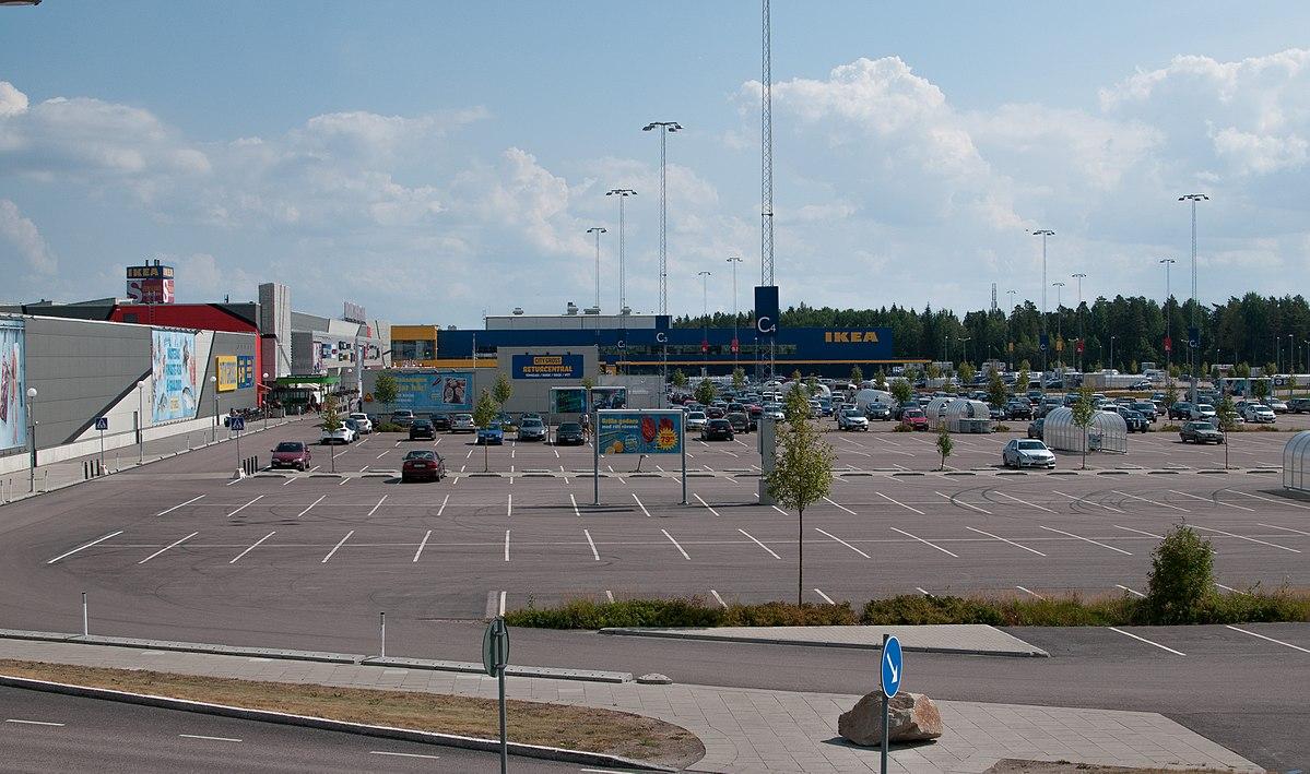 hälla shopping center västerås