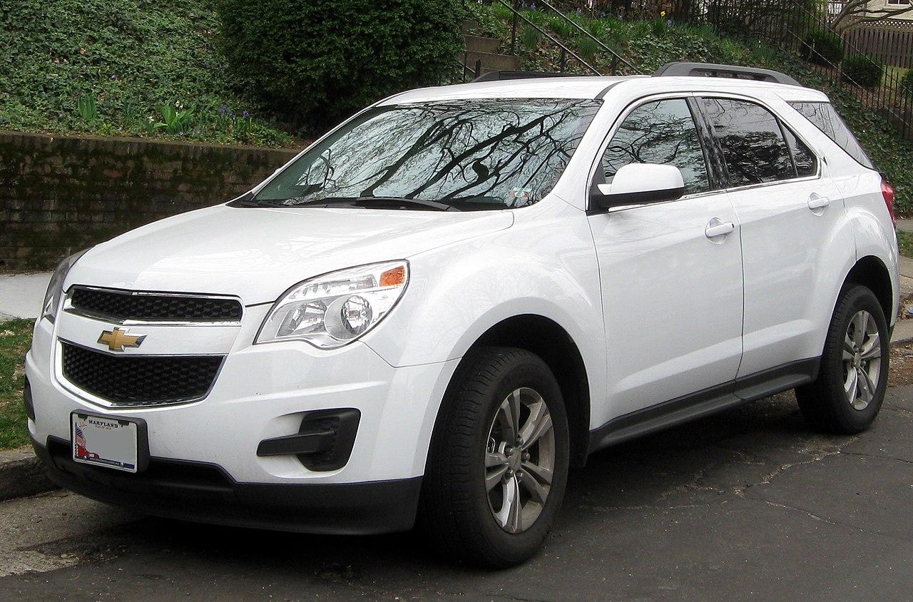 File:2nd Chevrolet Equinox    03 16 2012.JPG