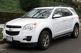 Chevrolet Equinox seconda serie