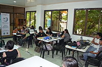 2nd Waray Wikipedia Edit-a-thon 13.JPG