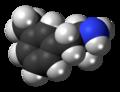 3-Methylamphetamine molecule spacefill.png