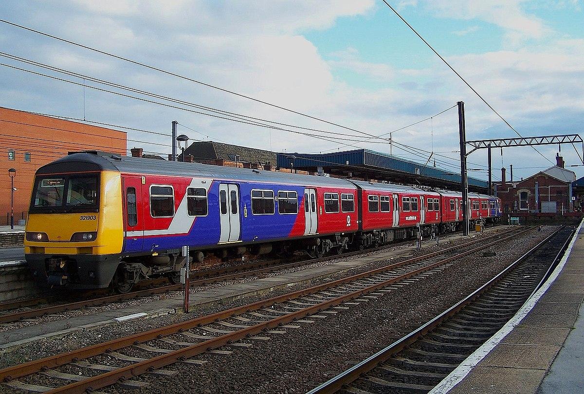British Rail Class 321 Wikipedia