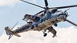3368 Czech Republic Air Force Mil Mi-24V Hind E ILA Berlin 2016 04.jpg