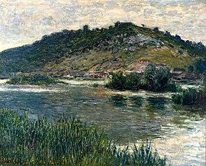 Landscape in Port-Villez