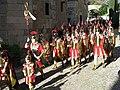376 Desfilada dels Manaies davant l'església de Sant Lluc (Girona).JPG