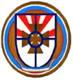168th Air Refueling Squadron - Legacy emblem of the World War II 437th Bombardment Squadron
