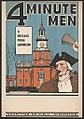 4 Minute men-A message from Washington - H. Devit Welsh. LCCN93517441.jpg
