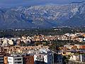 503 Roquetes i el massís del Port, des del castell de la Suda (Tortosa).JPG