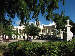 Villa Clara Province - Vidal Park in Santa Clara