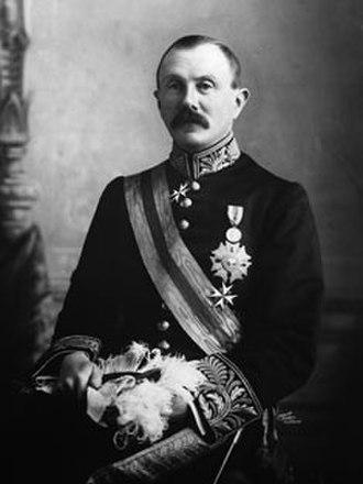Uchter Knox, 5th Earl of Ranfurly - Image: 5th Earl Of Ranfurly