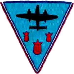 917th Air Refueling Squadron - Image: 617th Bombardment Squadron Emblem