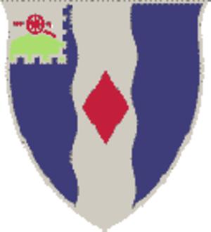 61st Infantry Regiment (United States) - Image: 61 Inf Rgt DUI