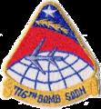 716th Bombardment Squadron -SAC - Emblem.png