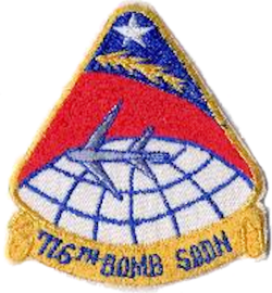716th Bombardment Squadron -SAC - Emblem.png